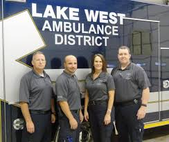 lake west ambulance